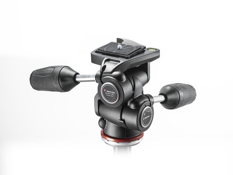 Manfrotto MH804-3W 3-Way head with RC2