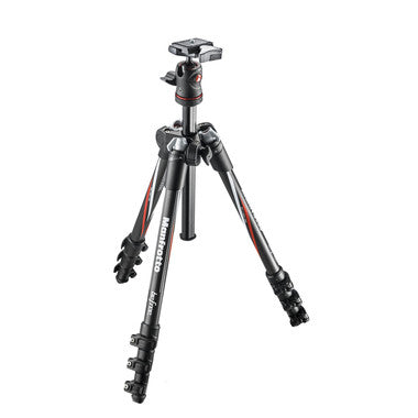 Manfrotto MKBFRC4-BH Befree Carbon Fiber with Ball Head