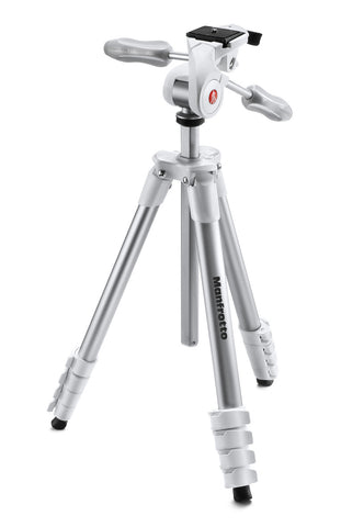 Manfrotto MKCOMPACTADV-WH Compact Advanced (White)