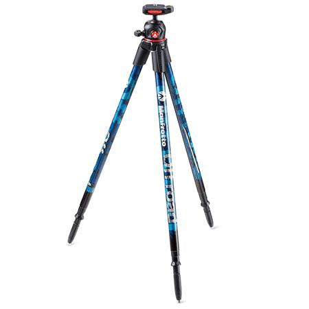 Manfrotto MKOFFROADB Off Road Tripod Blue