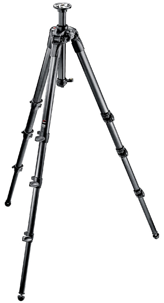 Manfrotto MT057C4 057 Carbon Fibre Tripod-4s