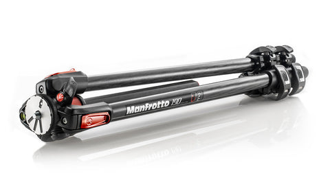 Manfrotto MT190XPRO3CN 190 Alu Tripod 3 sections with horizontal column