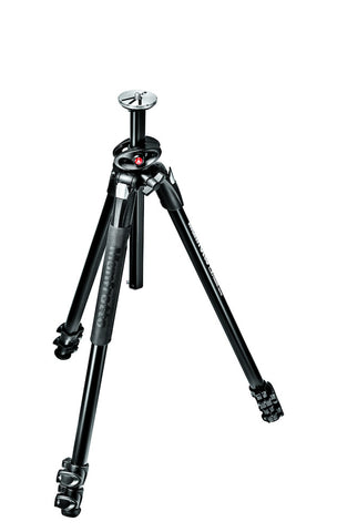 Manfrotto MT290DUA3 290 Dual Aluminum 3 section with 90 Degrees Column Tripod