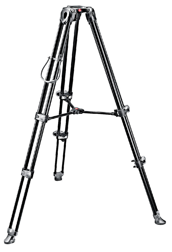 Manfrotto MVT502AM Video Tripod Telescopic Twin
