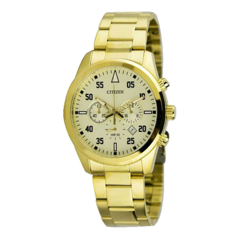 Citizen Analog AN8092-51P Dial Watch (New with Tags)