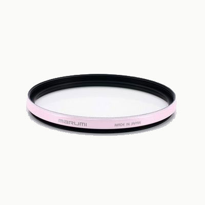 Marumi 49mm Super DHG Pink Colour Frame Filter
