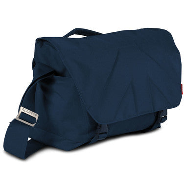 Manfrotto Stile Plus Allegra 50 MB SV-M-50BI Messenger Bag (Blue)