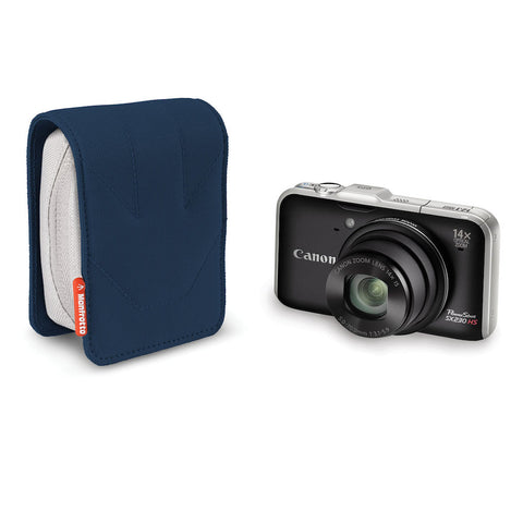 Manfrotto Stile Plus Piccolo V MB SV-ZP-5BI Pouch (Blue)
