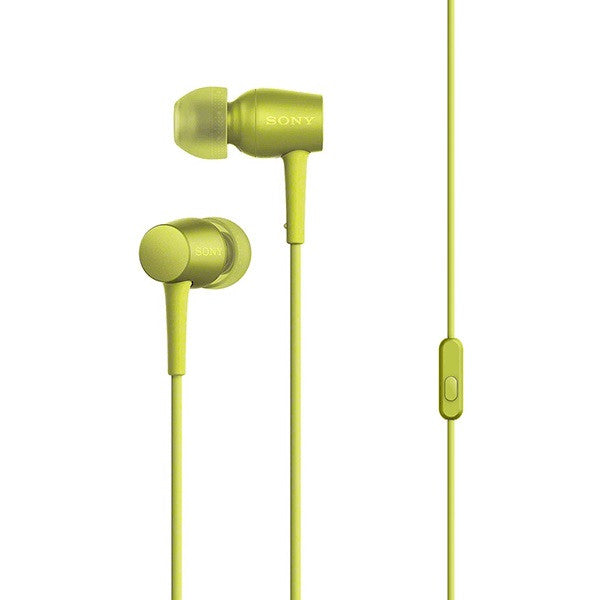 Sony MDREX750APYME In-Ear Headphones (Yellow)