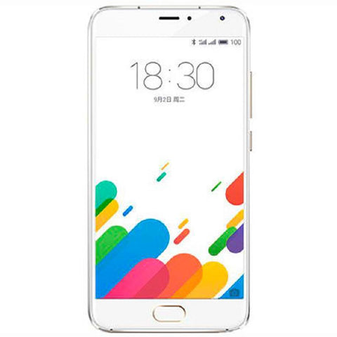 Meizu Metal Dual 32GB 4G LTE White Unlocked (CN Version)