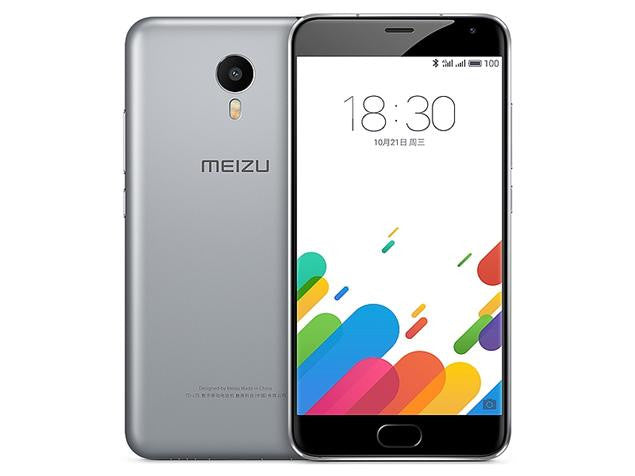 Meizu Metal Dual 16GB 4G LTE Grey Unlocked