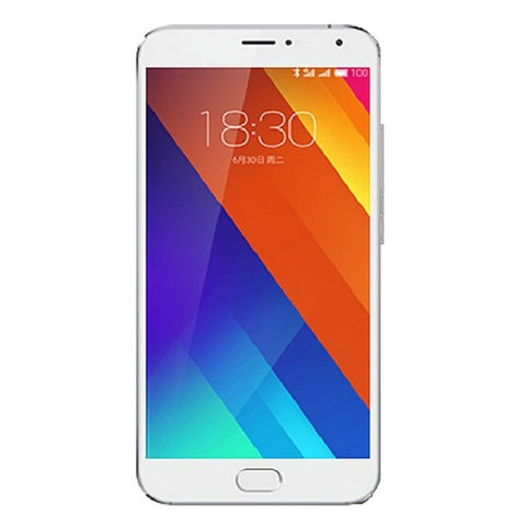 Meizu MX Pro 6 32GB 4G LTE Silver Unlocked (CN Version)