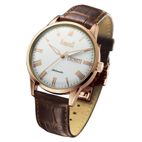 Arbutus Love Peter AR701RWF Watch (New with Tags)