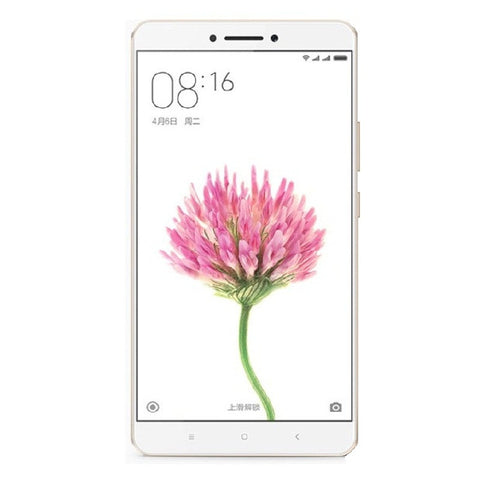 Xiaomi Mi Max Dual 128GB 4G LTE Gold Unlocked (CN Version)