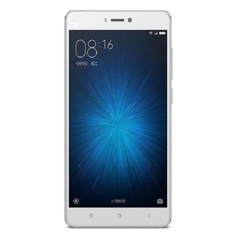 Xiaomi Mi 4S Dual 64GB 4G LTE White Unlocked (CN Version)