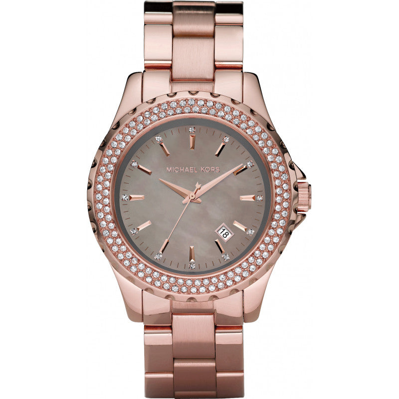 Michael Kors Glitz MK5453 Watch (New with Tags)