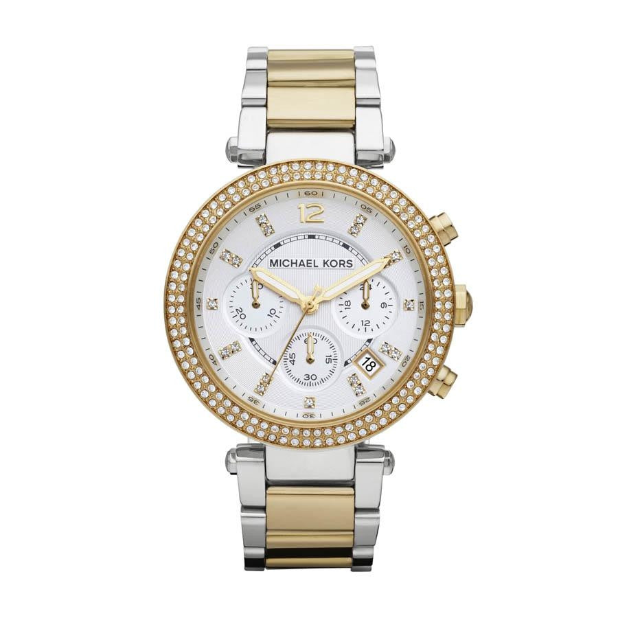 Michael Kors Parker Glitz MK5626 Watch (New with Tags)