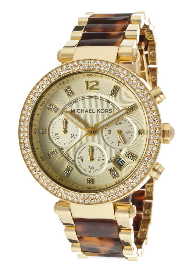 Michael Kors Parker Glitz MK5688 Watch (New with Tags)