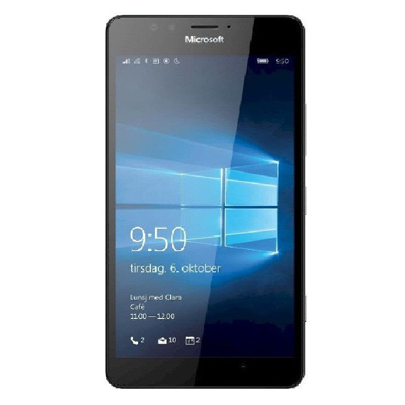 Microsoft Lumia 950 32GB 4G LTE Black Unlocked