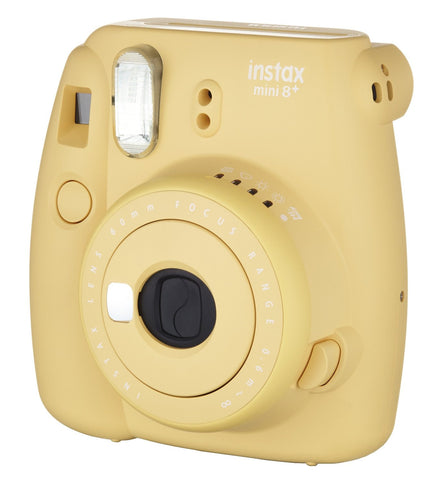 Fuji Film Instax Mini 8 Plus Honey Instant Camera