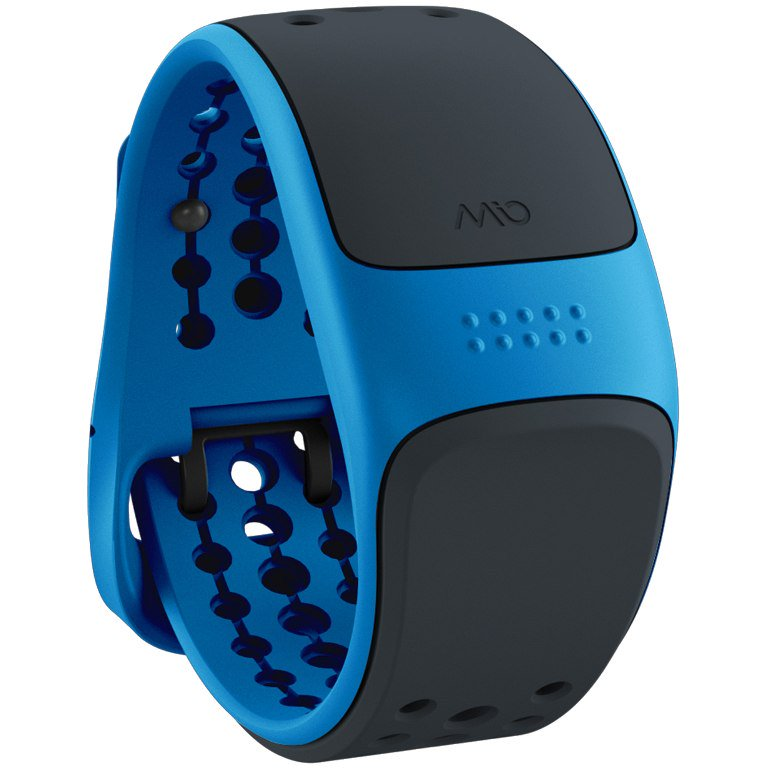 Mio Velo Heart Rate WristBand (Blue)