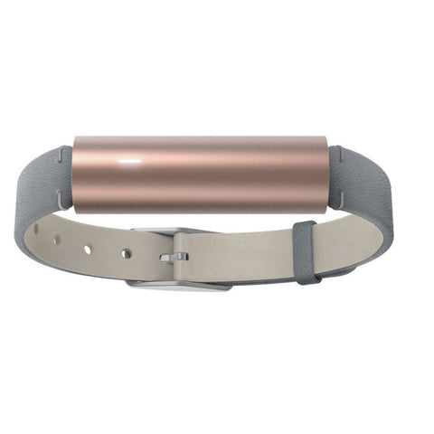 Misfit Ray Fitness and Sleep Monitor with Leather band (Rose Gold)