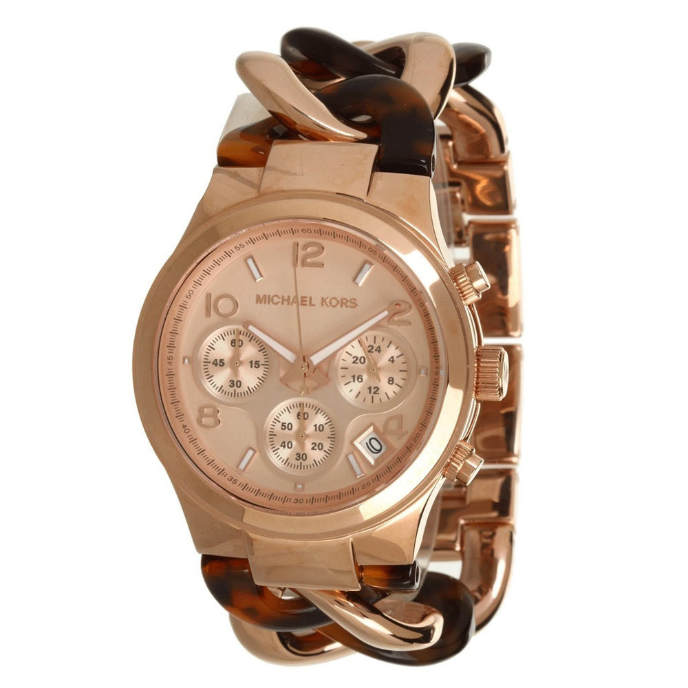 Michael Kors Runway Chronograph MK4269 Watch (New with Tags)