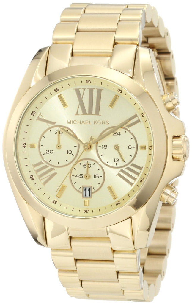 Michael Kors Bradshaw Chronograph MK5605 Watch (New with Tags)
