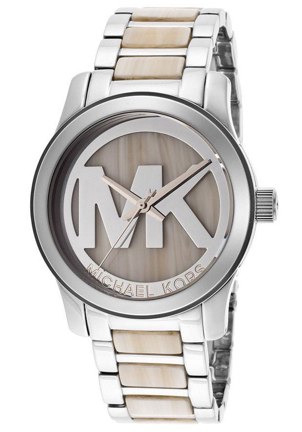Michael Kors Runway Alabaster MK5787 Watch (New with Tags)