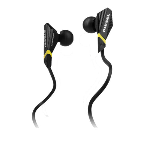 Monster Cable Diesel In-Ear Headphone with Control Talk (Black)