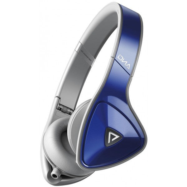 Monster DNA Blue On-Ear Headphones