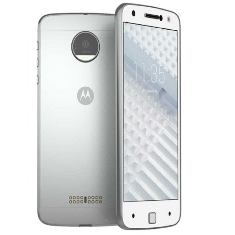 Motorola Moto Z Play 32GB 4G LTE White Unlocked