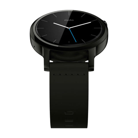 Motorola Moto 360 2nd Generation 42mm Smart Watch (Black Case)
