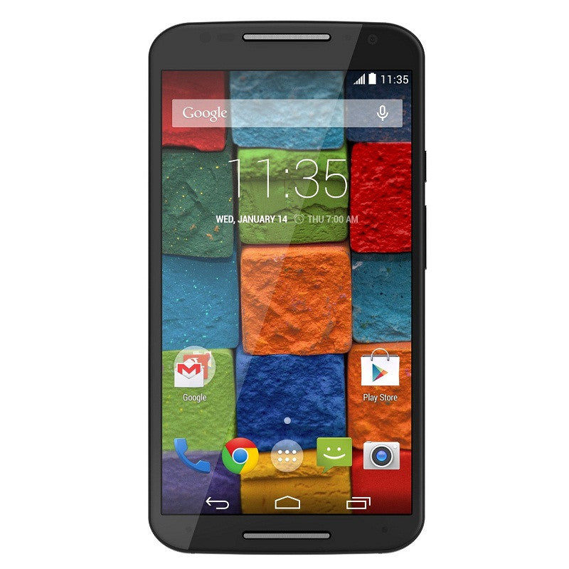 Motorola Moto X 2nd Gen 32GB 4G TD-LTE Black Leather (XT1085) Unlocked