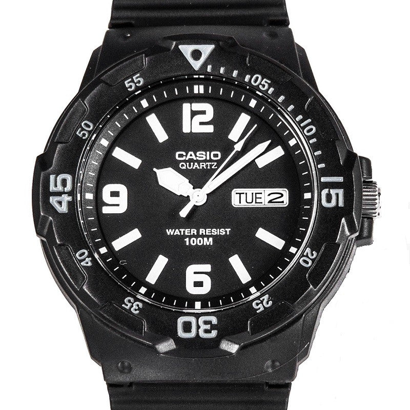 Casio Enticer Analog MRW-200H-1B2V Watch (New with Tags)