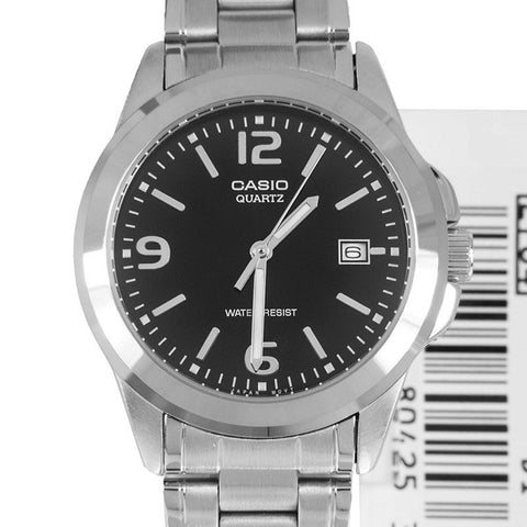Casio Classic MTP-1215A-1A Watch (New with Tags)