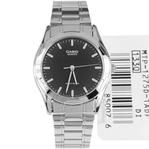 Casio Analog MTP-1275D-1A Watch (New with Tags)