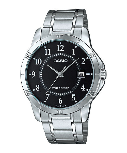 Casio Standard MTP-V004D-1B Watch (New with Tags)