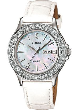 Casio Sheen She-4800l-7a Watch (New with Tags)