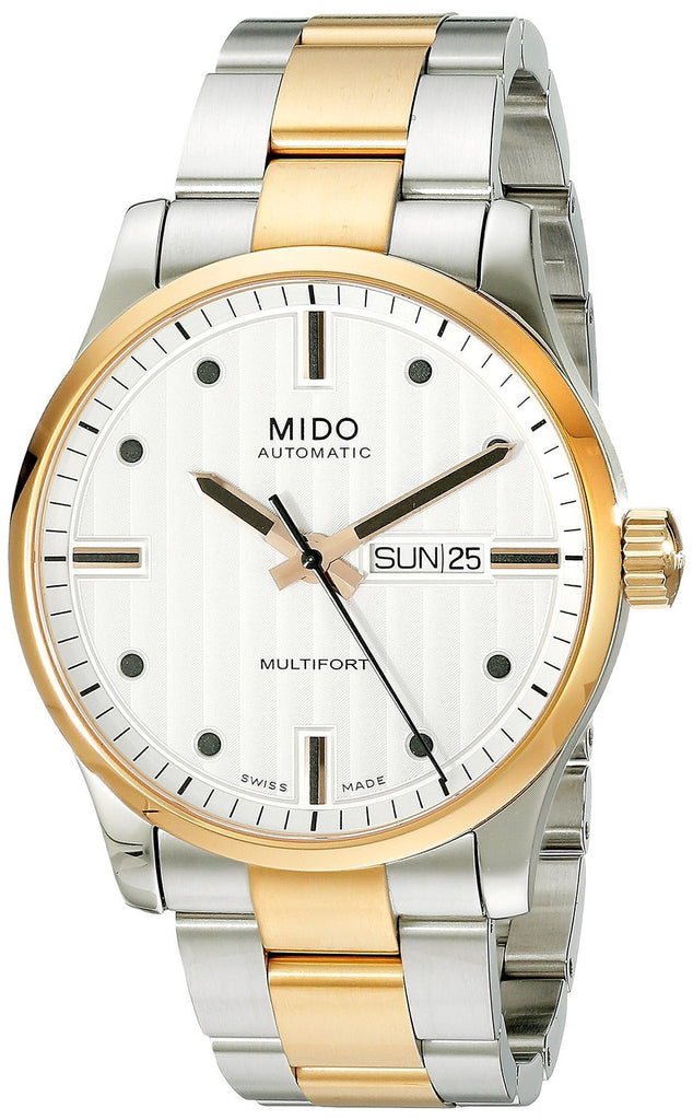 Mido Multifort M0054302203180 Watch (New with Tags)