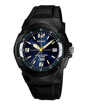 Casio Standard Enticer Analog MW-600F-2AV Watch (New with Tags)