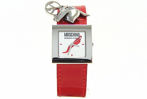 Moschino Cheap and Chic Time For Pendant MW0028 Watch (New with Tags)