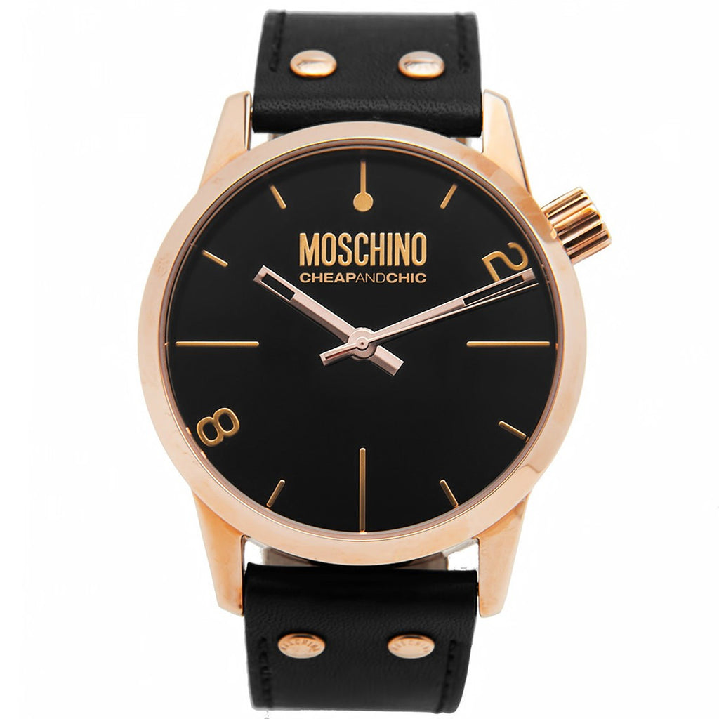 Moschino Cheap and Chic XXL Fashion Dress MW0204 Watch (New with Tags)