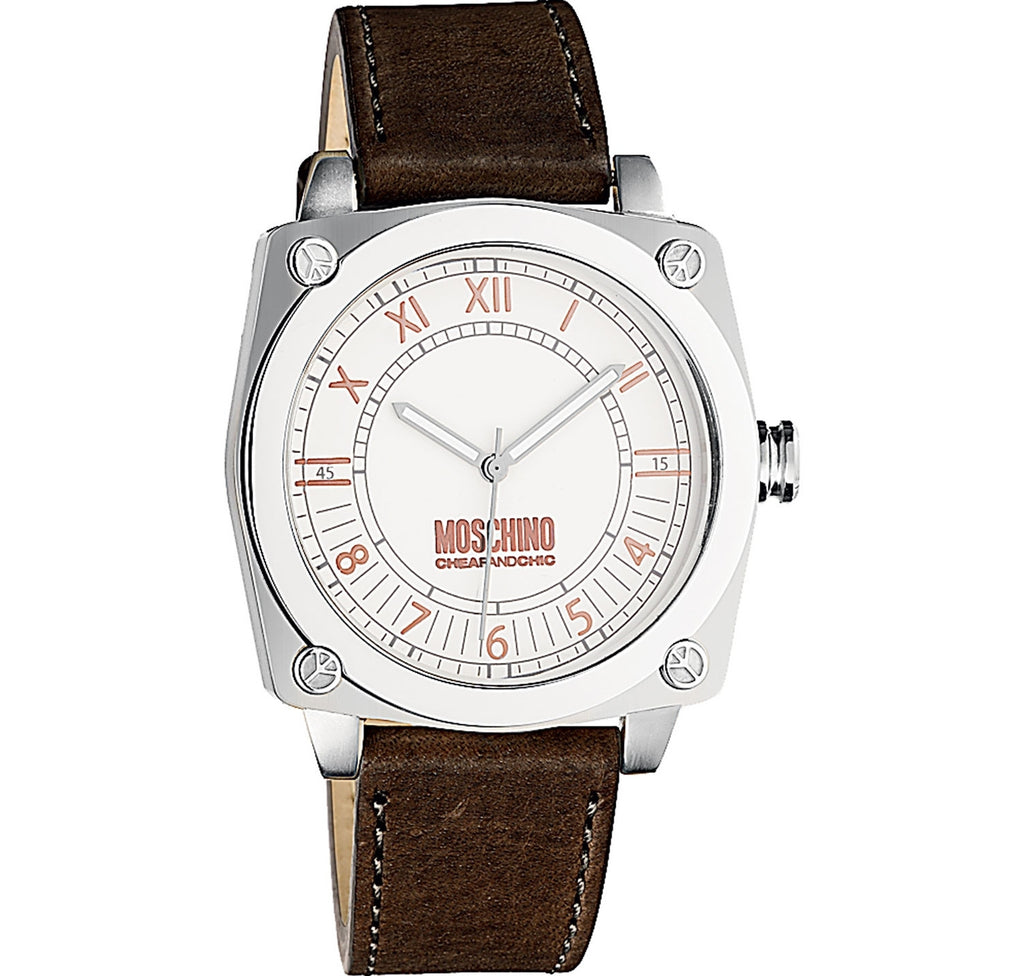 Moschino Cheap and Chic Snob MW0296 Watch (New with Tags)