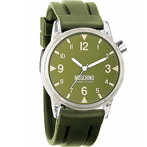 Moschino Cheap and Chic Fantastic XXL MW0305 Watch (New with Tags)