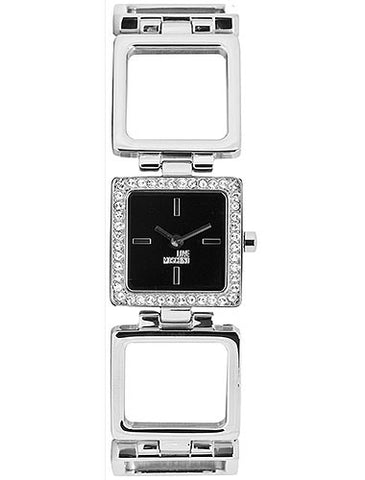 Moschino Love Steel and Stones MW0448 Watch (New with Tags)