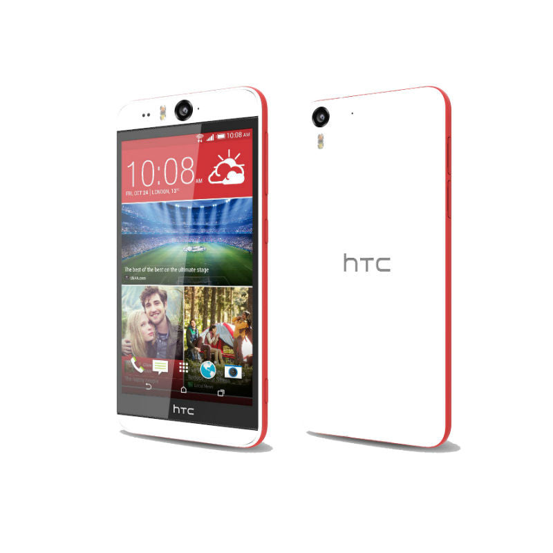 HTC Desire Eye 16GB 4G LTE White Red (M910X) Unlocked