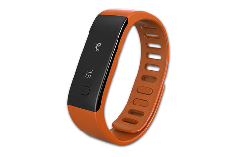 MyKronoz ZeFit Activity and Sleep Tracking Smartwatch Orange