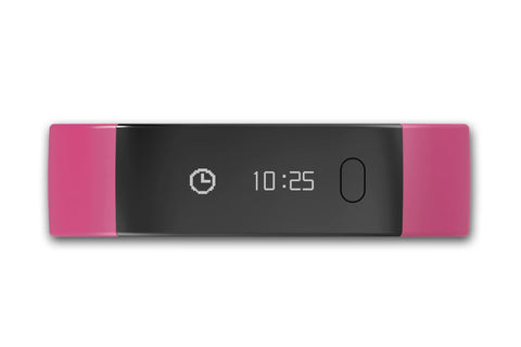 MyKronoz ZeFit Activity and Sleep Tracking Smartwatch Pink