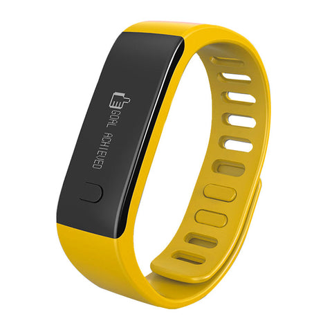 MyKronoz ZeFit Activity and Sleep Tracking Smartwatch Yellow